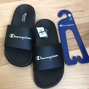 Champion Shoes - Champion one band slide